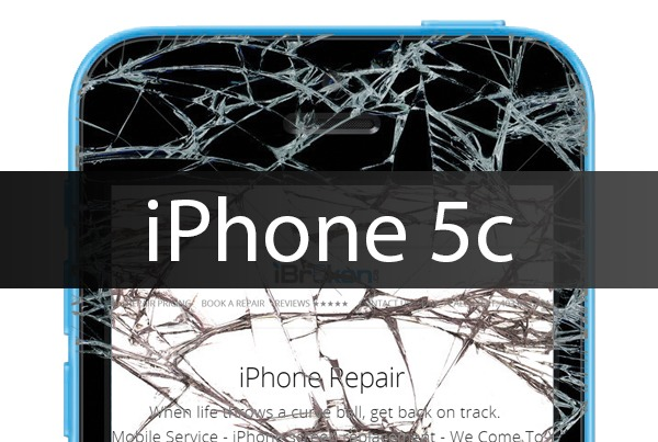 iphone 5c screen repair calgary